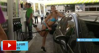 Gasolina por bikinis