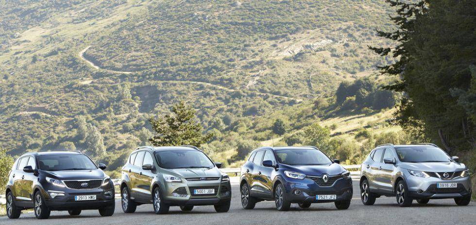 Empate entre los gemelosde Nissan y Renault