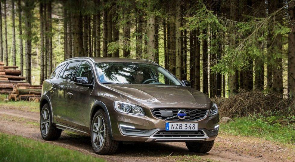 Más versiones camperas para Volvo