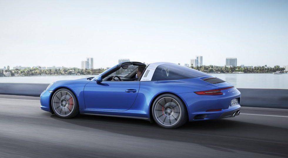 Turbo para los Porsche 911 Carrera y Targa 4 y S