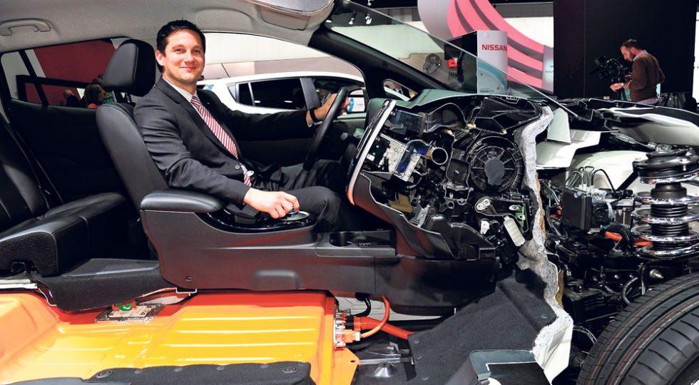 """""""Queremos que el coche eléctrico sea accesible a más clientes"""""""