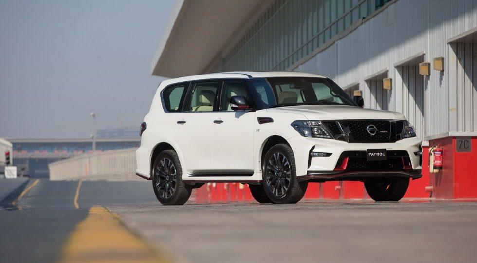 Lo último de Nissan Nismo es un… ¿Patrol?