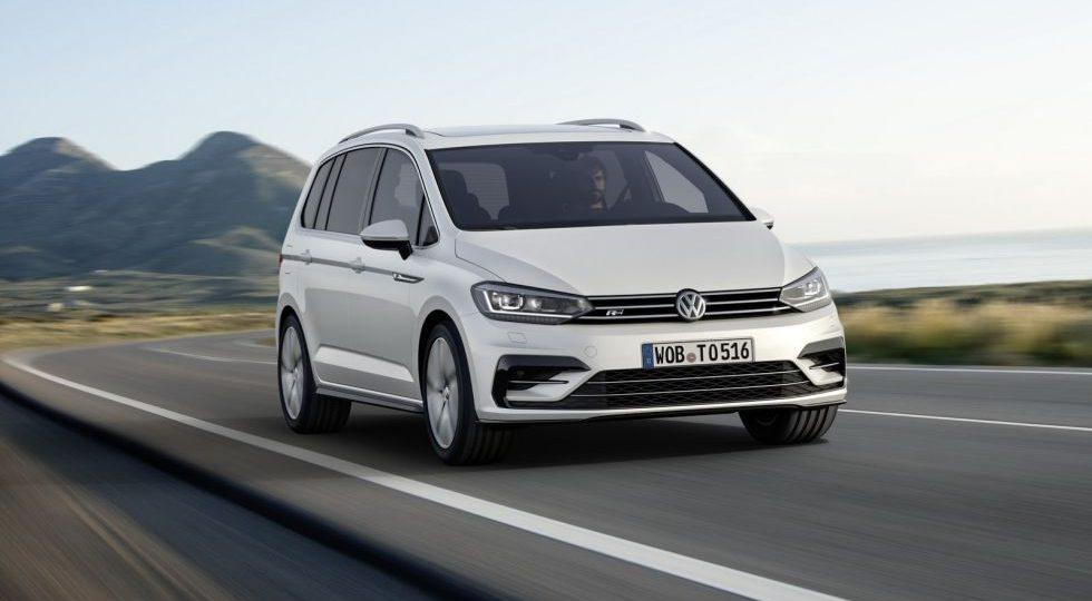 El Volkswagen Touran recibe el paquete R-Line