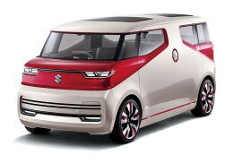 Los kei-car también pueden ser furgonetas: Suzuki Air Triser