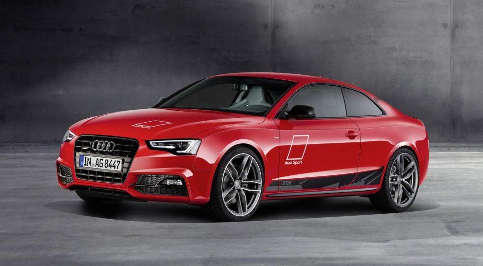 Audi A5 DTM Selection: 50 unidades solo para Alemania