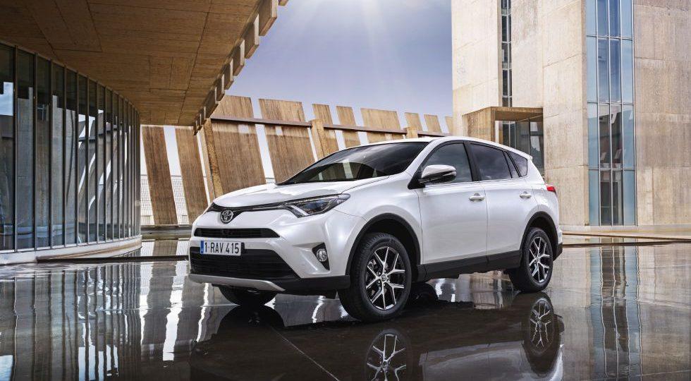 Toyota lanza el nuevo RAV4