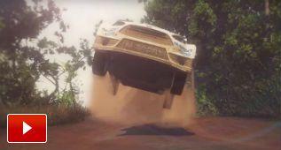 Prepárate Dirt, llega WRC5