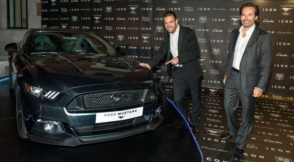 Ford, gran protagonista en los Premios de la Revista Icon