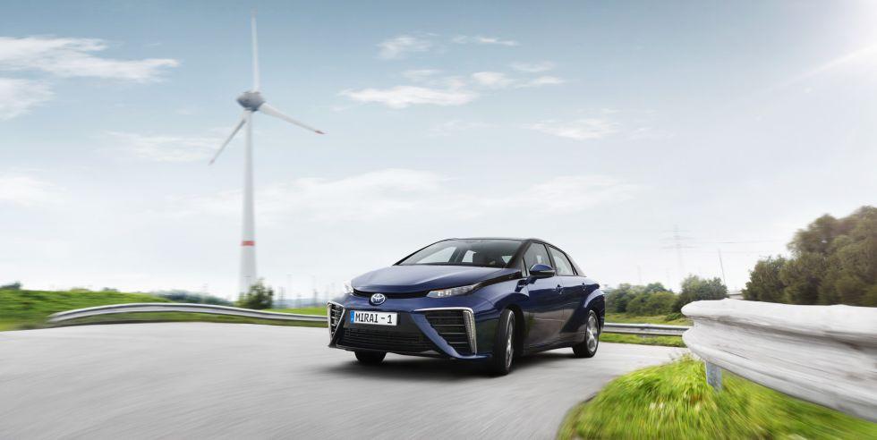 El Prius del hidrógeno