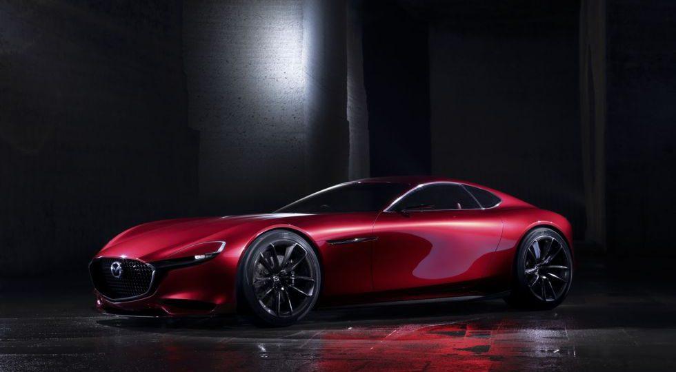 No digas adiós a los motores rotativos: Mazda RX-Vision