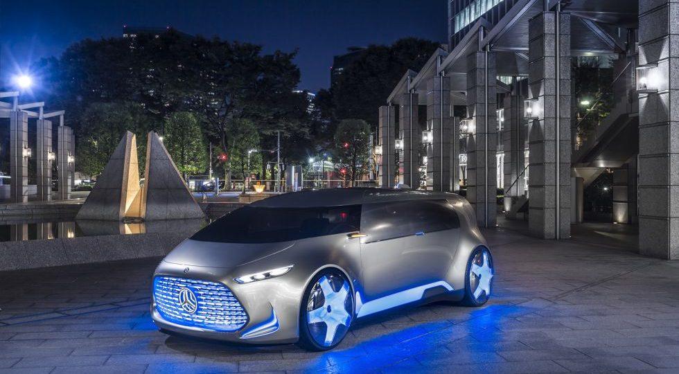 La Visión de Mercedes es autónoma y de hidrógeno