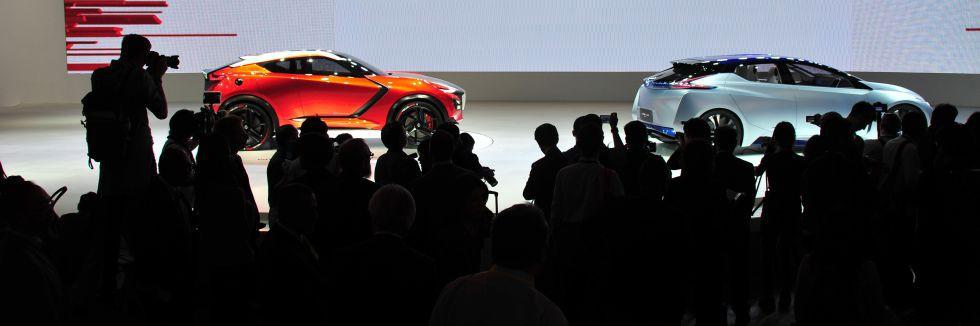 Del futuro a los 'autos locos'