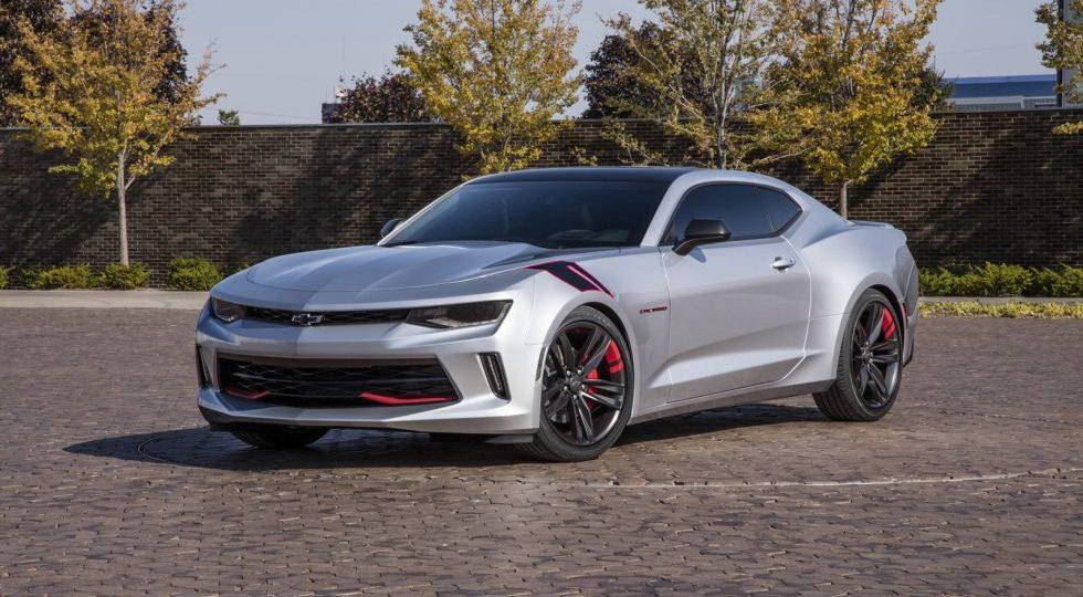 Tuning de serie para los Chevrolet del SEMA
