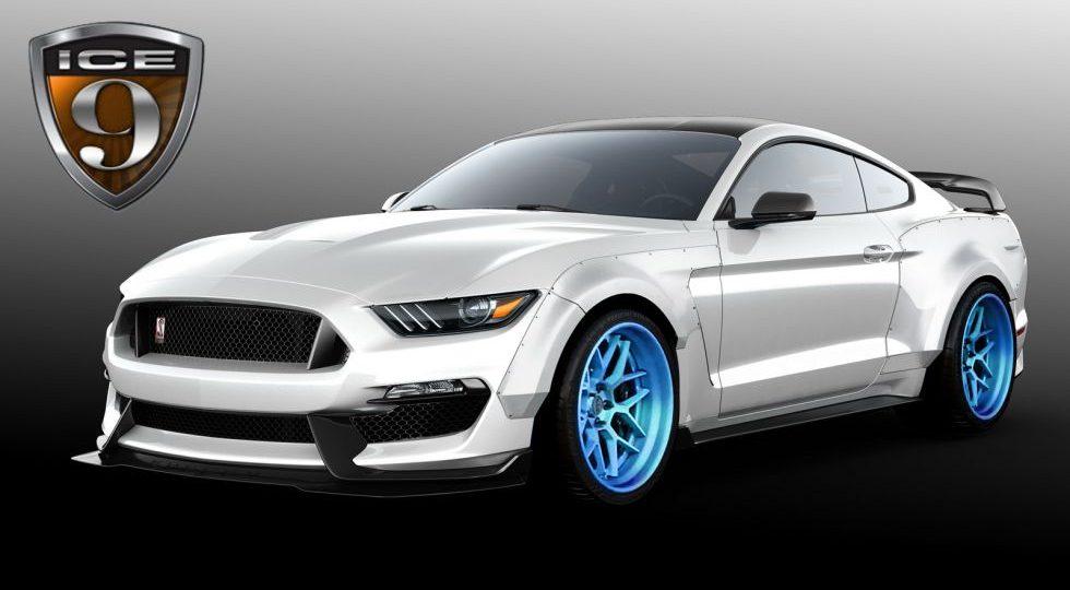 No Mustang, no SEMA