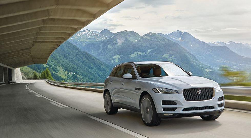 El primer todoterreno de Jaguar