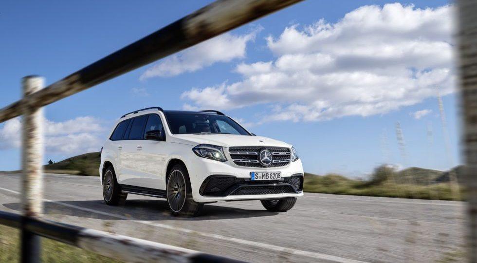 """Nuevo Mercedes-Benz GLS, """"la Clase S de los SUV"""""""
