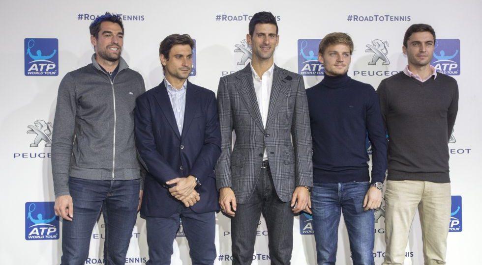 Peugeot y la ATP anuncian un acuerdo mundial