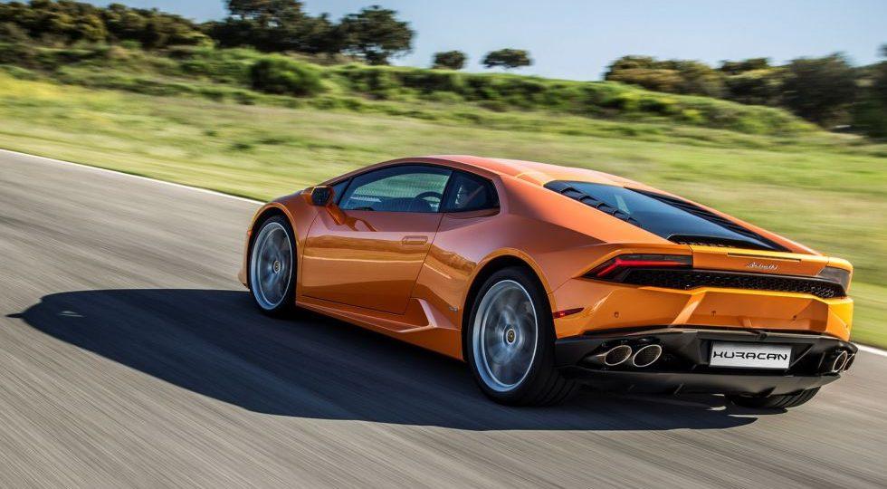 Lamborghini actualiza el Huracan LP 610-4 para 2016
