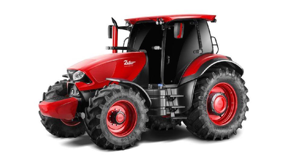 Lo último que ha diseñado Pininfarina es ¿un tractor?