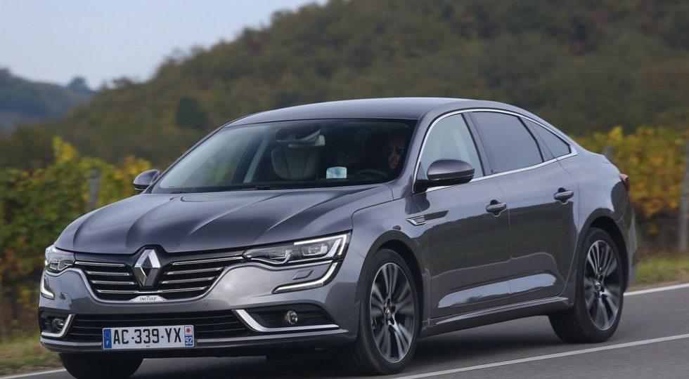 La limusina popular de Renault