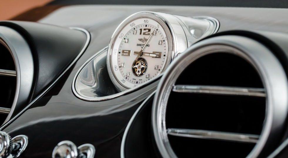 150.000 euros por un reloj para tu Bentley Bentayga