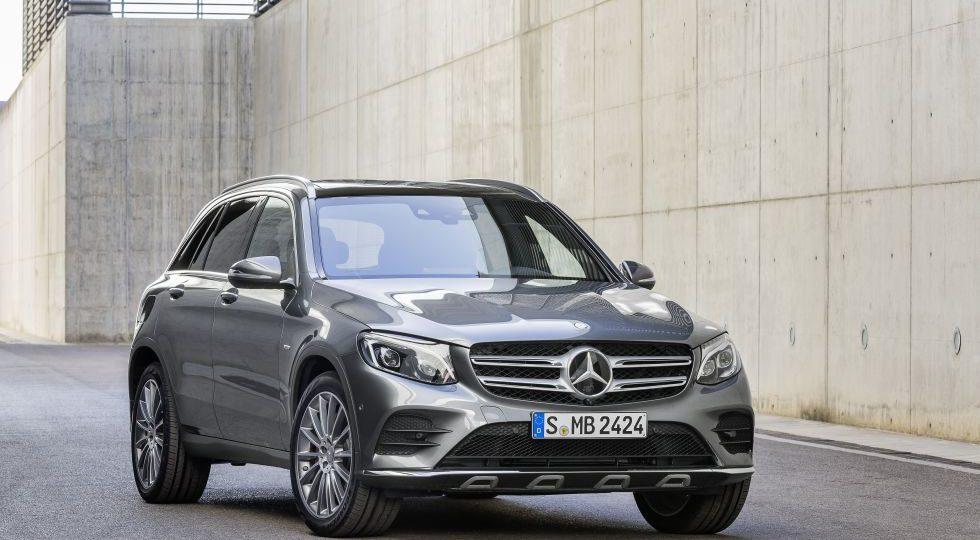 Los SUV de Mercedes se atreven (y pueden) con el barro
