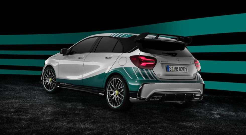 A45 Mercedes AMG Petronas 2015 World Champion Edition