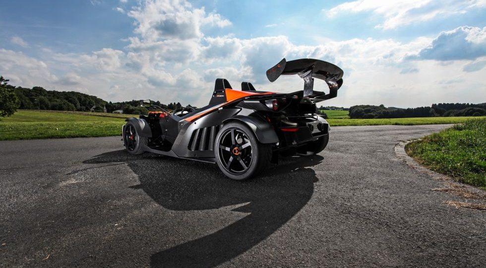 Wimmer aprieta todavía un poco más el KTM X-Bow