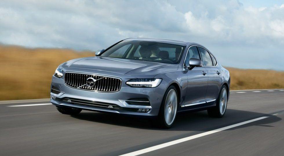 S90, la nueva berlina de Volvo