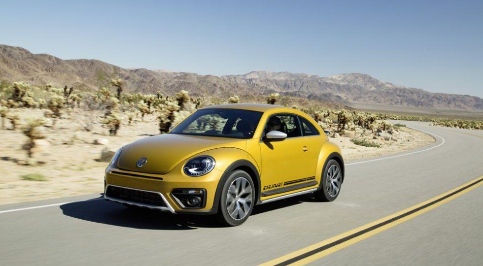 Un Beetle 'buggy'
