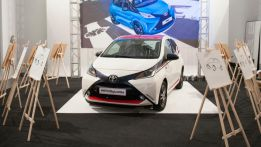 Toyota España presenta el AYGO by Lomba