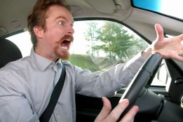 Todo lo que odias de conducir
