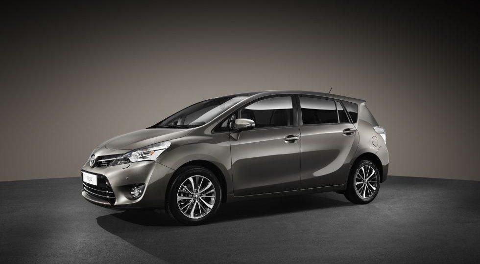Nueva gama Toyota Verso