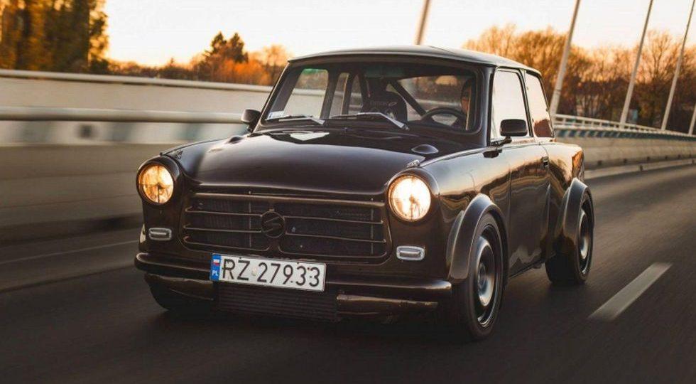 Trabant Turbo: teme al pequeño proletario