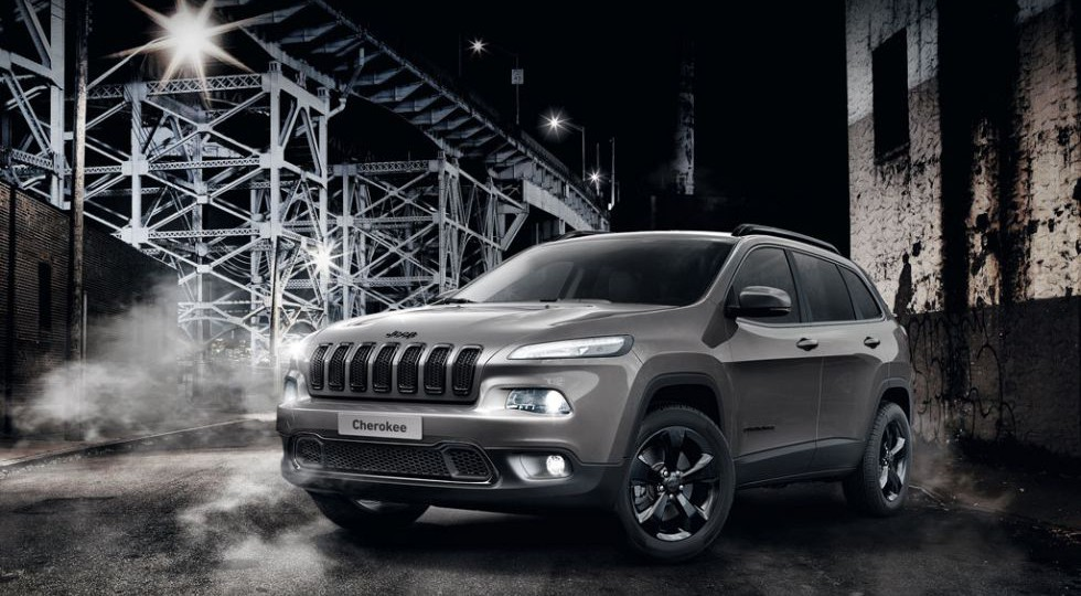 100 Jeep Cherokee Night Eagle para el mercado español