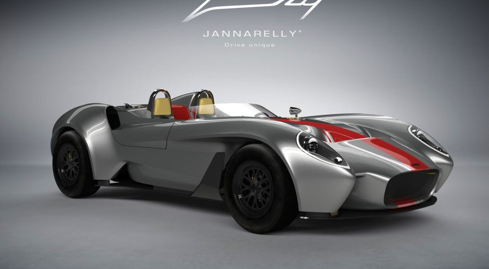 Jannarelly, nueva marca de deportivos dubaití
