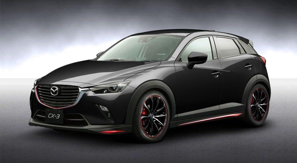 Mazda va cargada al Tokyo Auto Salon 2016
