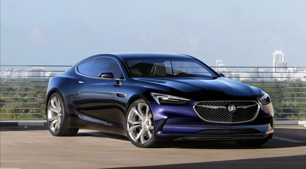 Buick Avista, el Opel que todos queremos ver