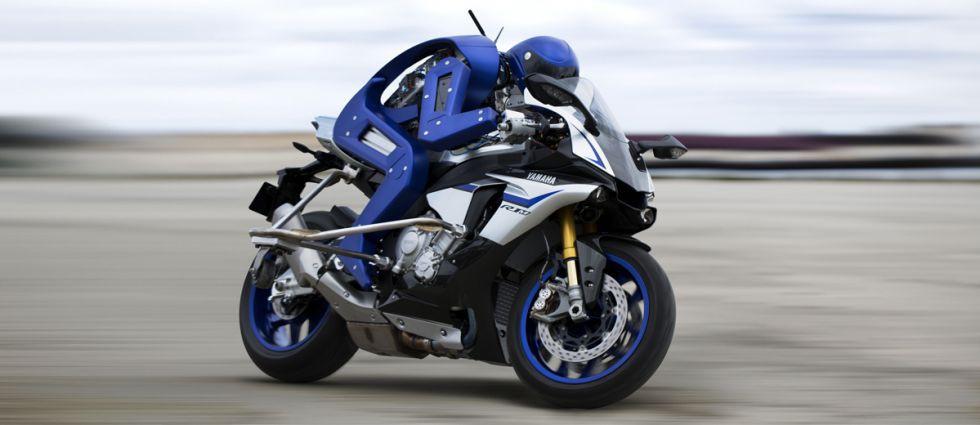 El Motobot correrá en 2017