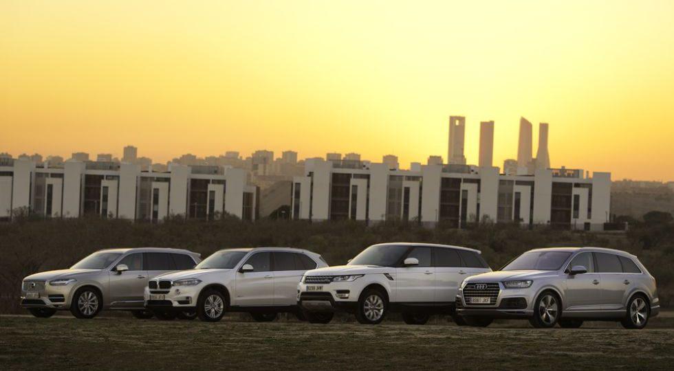 El Audi Q7 es la nueva referencia