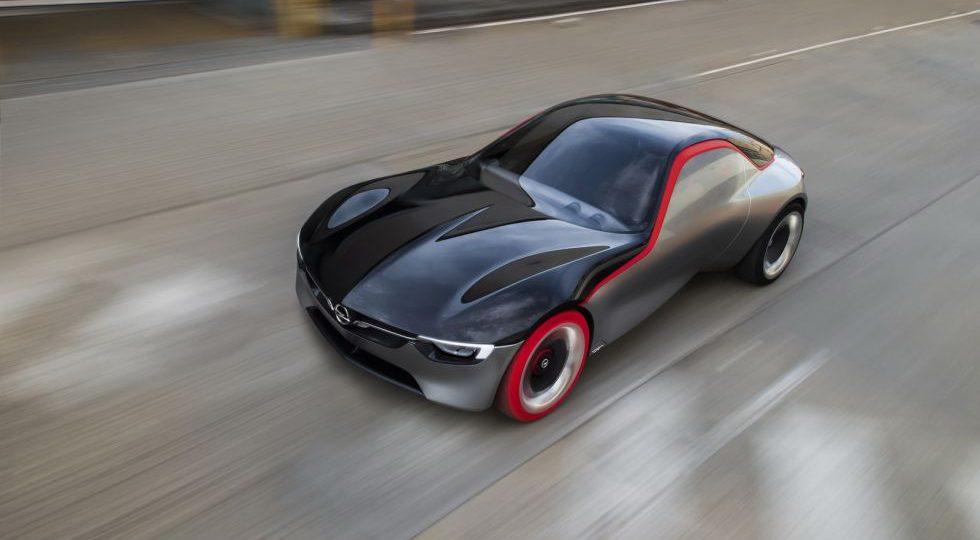 Cruzamos los dedos porque Opel fabrique este GT Concept