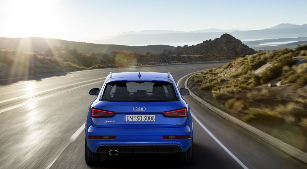 Como si no costara: más caballos para el Audi RS Q3