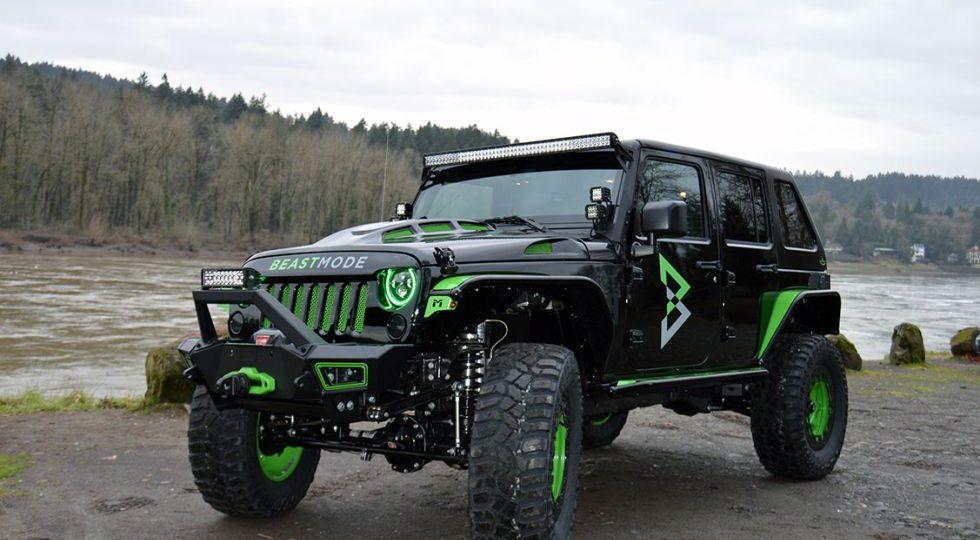 Marshawn Lynch pone su Jeep Wrangler a la venta