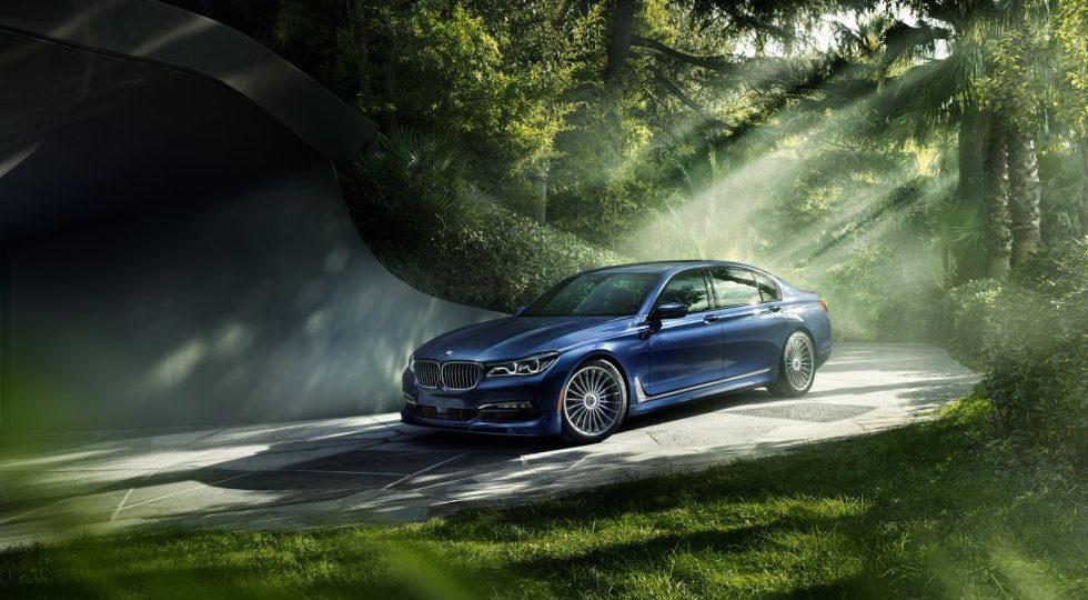 El Alpina B7 lleva el BMW Serie 7 a un nivel superior